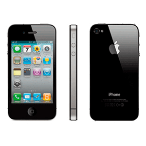 iPhone 4s 64Gb (Negro) - Libre -