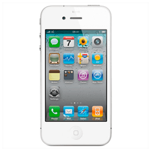 iPhone 4s 8 Gb Blanco - Libre -
