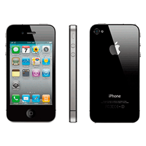 iPhone 4s 8Gb (Negro) - Libre -