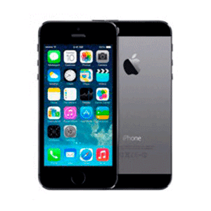 Iphone 5S 16Gb (Gris) - Libre -