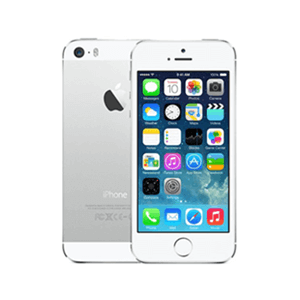 Iphone 5S 16 Gb Plata - Libre -