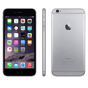 iPhone 6 Plus 16 Gb Gris Espacial - Libre -