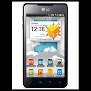 LG Optimus 3D 8 Gb Negro