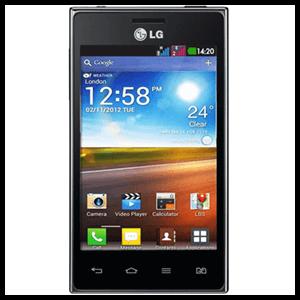 LG Optimus L5 4Gb (Negro) - Movistar -