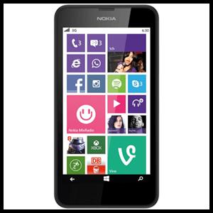 Nokia Lumia 635 8Gb (Negro) - Libre -