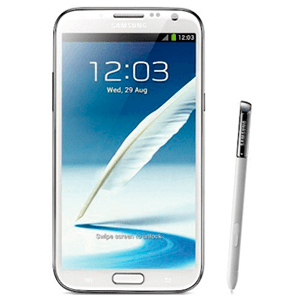 Samsung Galaxy Note II 16Gb Blanco - Libre -