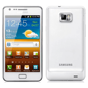 Samsung Galaxy S II 16Gb (Blanco) - Orange -