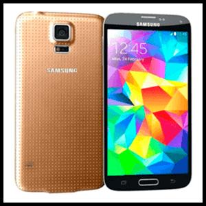 Samsung Galaxy S5 16Gb Dorado - Libre -