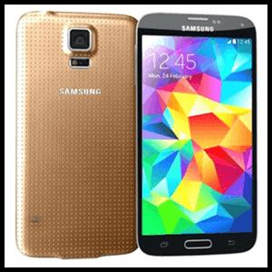 Samsung Galaxy S5 32Gb Dorado - Libre -