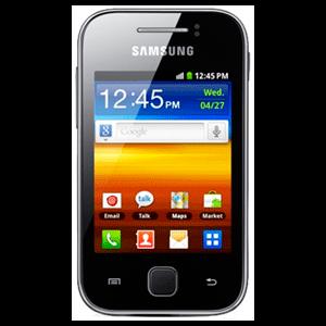 Samsung Galaxy Y (Negro) - Libre -                ***