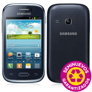 Samsung Galaxy Young 4Gb (Azul) - Libre -