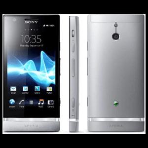 Sony Xperia P 16Gb Plata - Libre -