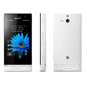 Sony Xperia U 8Gb Blanco - Libre -