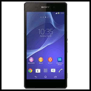 Sony Xperia Z2 16Gb Negro - Libre -