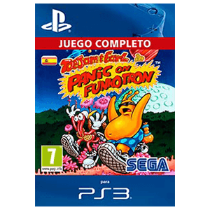 Toejam and Earl: Panic in Funkotron