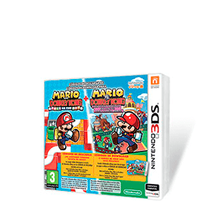 Mario And Donkey Kong + Mario Vs Donkey Kong