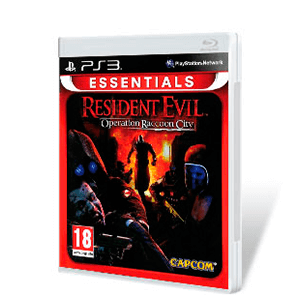 Resident Evil Operation Raccoon City Essentials