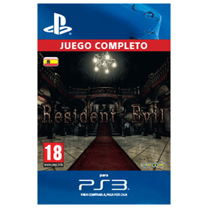 Resident Evil (PS3)