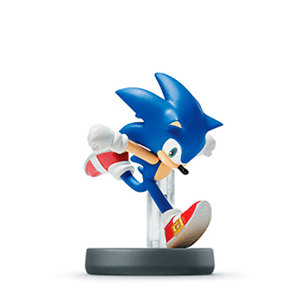 Figura Amiibo Smash Sonic