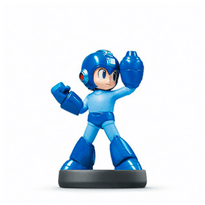 Figura Amiibo Smash Mega Man