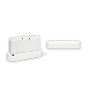 Base de Carga New Nintendo 3DS Blanco Sin Cargador