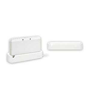 Base de Carga New Nintendo 3DS Blanco Sin Cargador