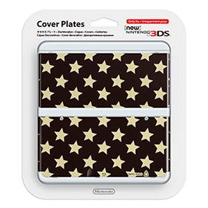 New 3DS Carcasa: Estrellas
