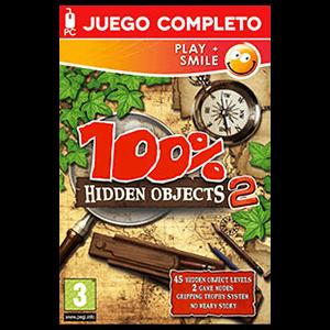 100% Hidden Objets 2