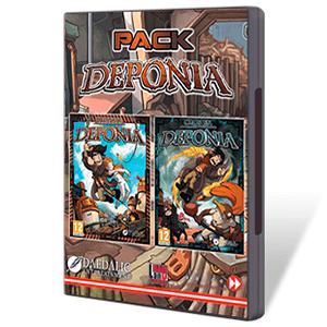 Pack Deponia 1 y 2