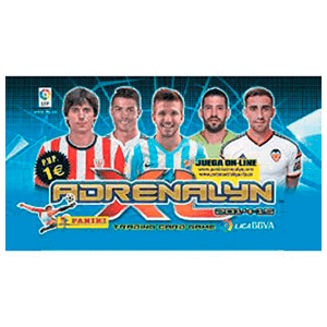 Sobre Cromos Adrenalyn 2014-2015