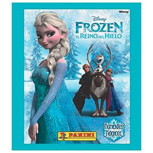 Sobre Cromos Frozen