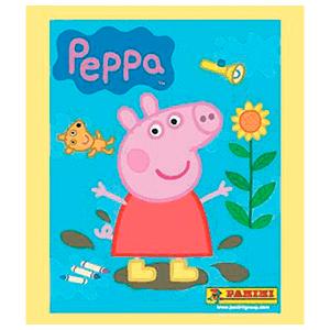 Sobre Cromos Peppa Pig 2015