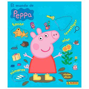 Album Cromos Peppa Pig 2015
