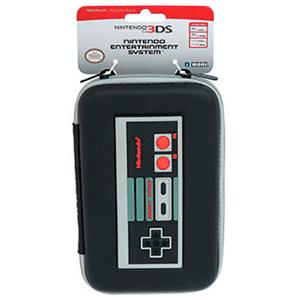 Funda Rígida Mando Nes Hori -Licencia oficial Nintendo-