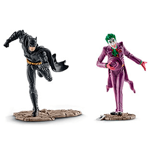 Pack Justice League: Joker y Batman