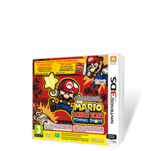 3DS Mario vs. Donkey Kong: Tipping Stars