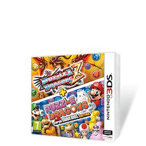Puzzle & Dragons Z + Puzzle & Dragons Super Mario Bros