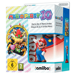 Mario Party 10 + Figura Amiibo
