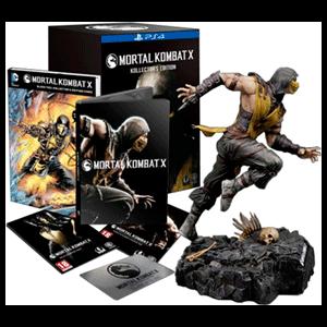 Mortal Kombat X Edicion Koleccionista