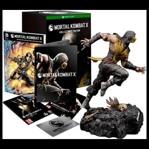 Mortal Kombat X Edición Koleccionista