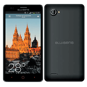 "Smartphone Blusens Smart Studio 5"" 4Gb QC Negro"