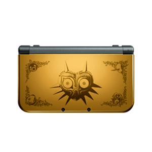 New Nintendo 3DS XL Zelda Majora´s Mask