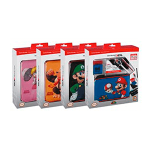 Game Traveller Essentials Pack 3DSEP25 Mario New2DSXL/3DSXL