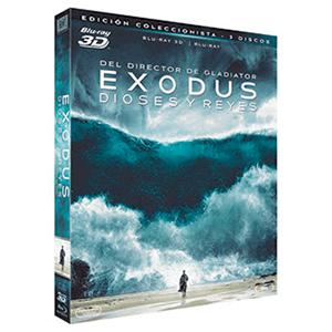 Exodus: Dioses y Reyes Bluray + Bluray 3D