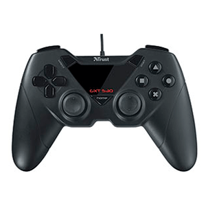 Trust GXT530 - Gamepad Gaming PC/PS3