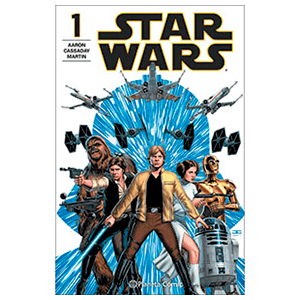 Comic Star Wars nº 1