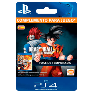 Dragon Ball Xenoverse Season Pass (PS4)