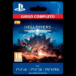 Helldivers (PS4/PS3/PSV)