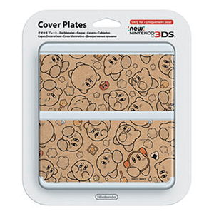 New 3DS Carcasa: Kirby