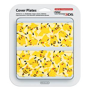 New 3DS Carcasa: Pikachu
